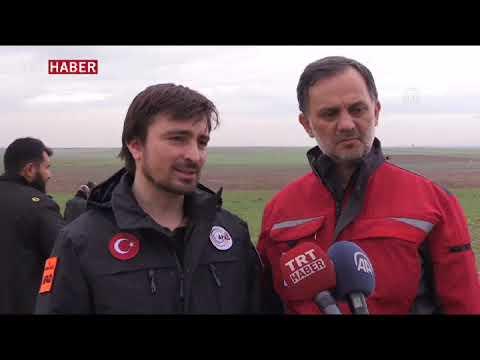 AFAD ve Kızılay Zeytin Dalı Harekatı'nın insani boyutu için hazırlık yapıyor.
