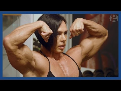 My life as a female bodybuilder: it's my body armour   Guardian Docs