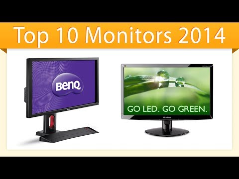 Top 10 Monitors 2014   Best LCD Monitor Review