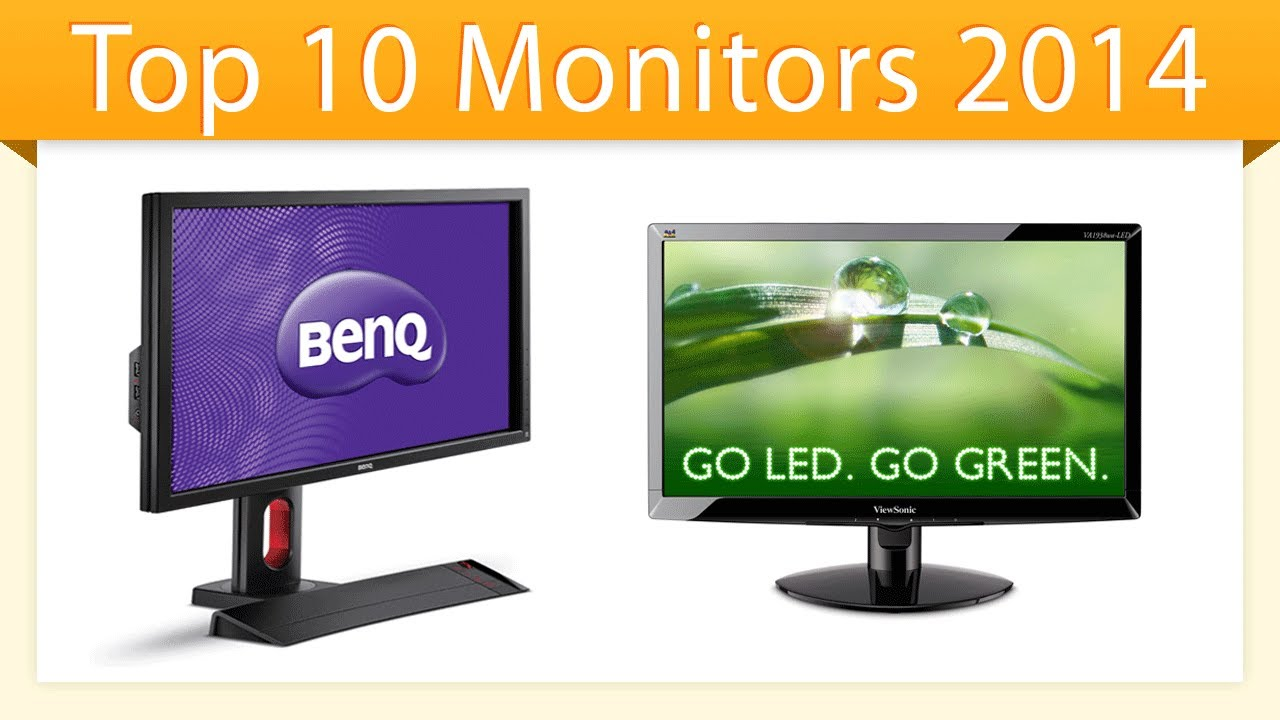 top 10 monitors 2014 best lcd monitor review youtube. Black Bedroom Furniture Sets. Home Design Ideas