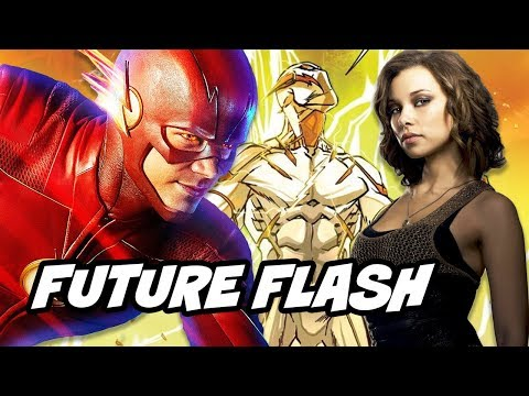 The Flash Season 4 Return of Dawn Allen Episode Confirmed and Godspeed thumbnail
