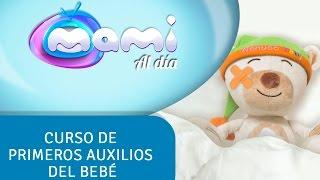 Curso de Primeros Auxilios del bebé con Nenuco Baby y Centro Valle36