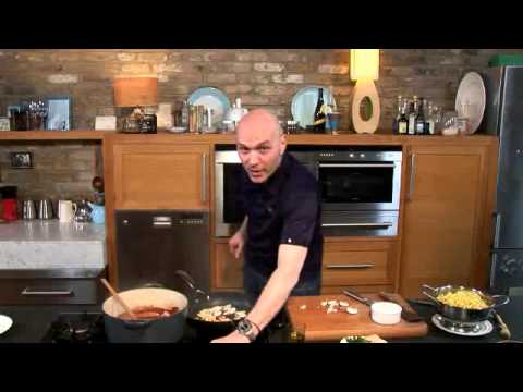 Mushroom Ragu With Simon Rimmer