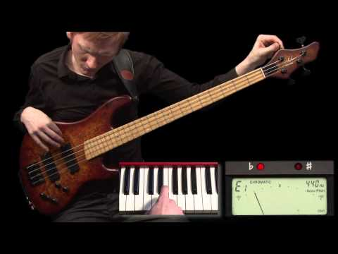 Lesson Bass - Learn To Play Bass Lesson 3