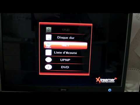XTREAMER MEDIA PLAYER + Commercial Blu-Ray