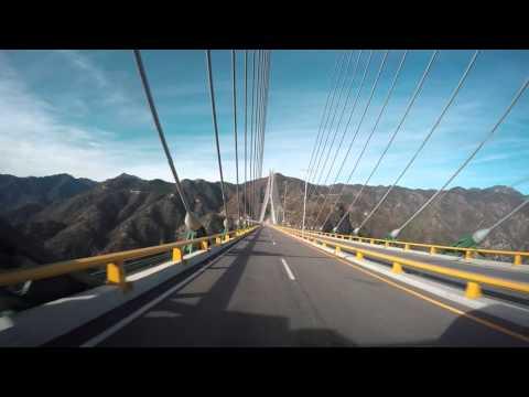 Baluarte Bridge - Durango, Mexico