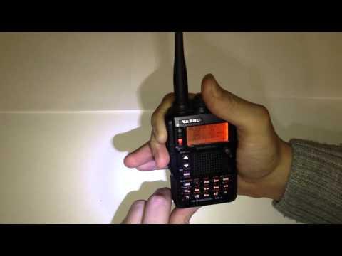 Ухудшение звука YAESU VX-8 из-за внутреннего давления-II.