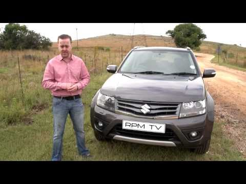 RPM TV - Episode 257 - Suzuki Grand Vitara Summit