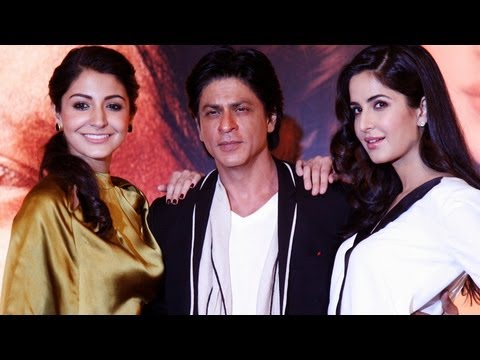 First Promotional Press Conference - Part 1 - Jab Tak Hai Jaan