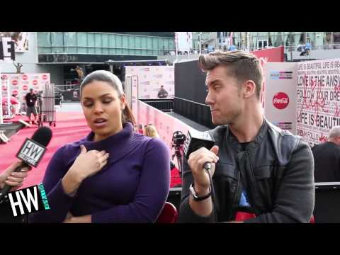 Lance Bass & Jordin Sparks Talk New Music & AMAs 2013!