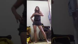 A 52 years old woman dancing despacito
