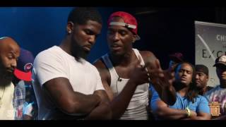 Tsu Surf vs Hitman Holla (Bars only)