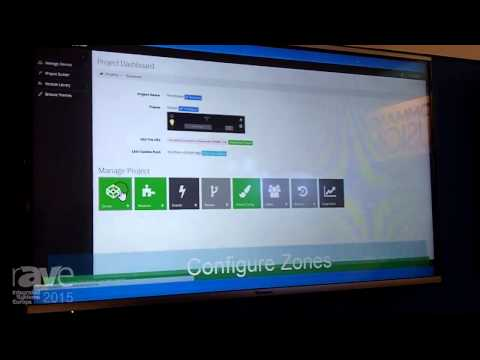 ISE 2015: Command Fusion Showcases Control Center Project Management and Building Interface