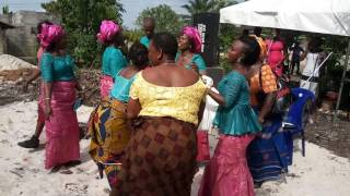 Isoko traditional dance