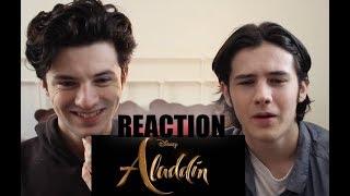 Aladdin (2019) Teaser Trailer | Our Reaction