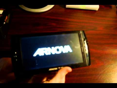 Archos Arnova 7 G2 Tablet Review