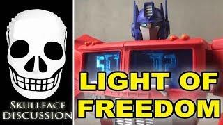 Magic Square Light Of Freedom (Optimus Prime)