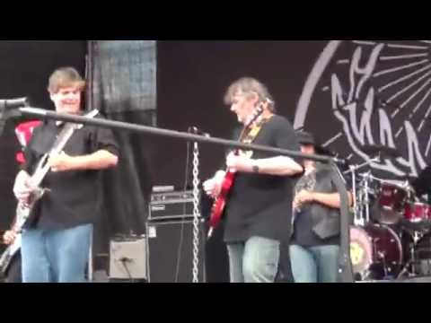 Lynyrd Skynyrd - Freebird - Live Jim Brennan with S. Breeze Tribute to Allen Collins