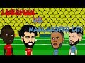 Liverpool Vs Manchester City (Build Up) Mourinho Fights Pobga.