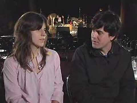 The Fiery Furnaces - Interview part 1