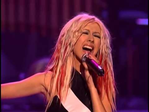 Christina Aguilera ♤ performs Etta James ♤ LIVE ♤ At Last