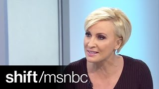 Morning Joe's Mika Brzezinski Tells Her Story | shift | MSNBC