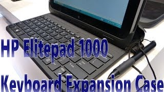 Hp Elitepad 1000 Keyboard Case