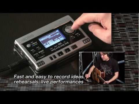 MICRO BR BR-80 Digital Recorder Introduction
