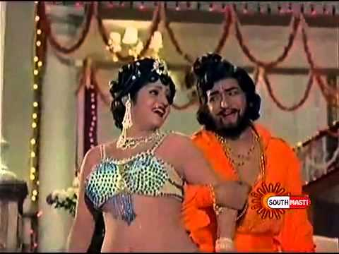 Jaya Malini Hot Boobs And Navel Song video