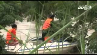 VTC14_Bình Phước: Cứu hộ 24 người dân bị nước lũ cô lập
