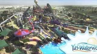 Yas Waterworld - Abu Dhabi