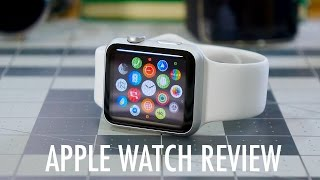 Apple Watch Review: a Pleasant (but Pricey) Surprise