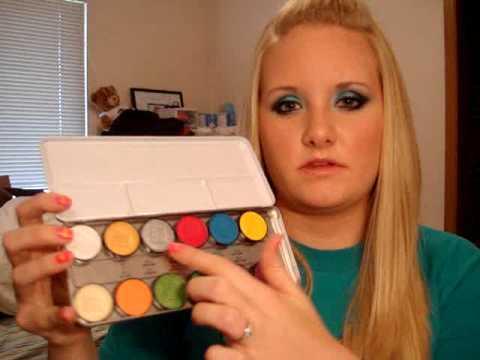 Review: Ben Nye Lumiere Grand Colour Palette