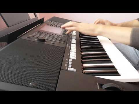 After Party -  Bananowa Agnieszka cover (Yamaha PSR-S750)