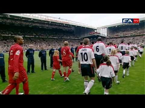 England v Wales 2004 - Michael Owen & Sol Campbell recall the home nations clash