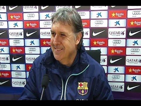 'Tata' Martino, nuevo seleccionador de Argentina