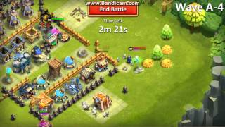 castle clash rolling epesode.1 rerolling wave rolling a_4