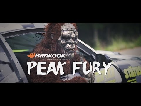 Peak Fury - Drift Chase On Pikes Peak video