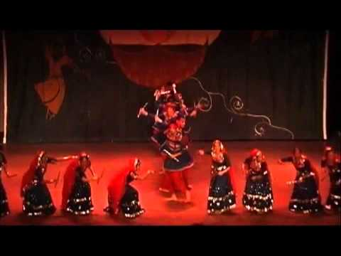 Dandia Dhamaka 2004 - Raas Competition (wash U) video