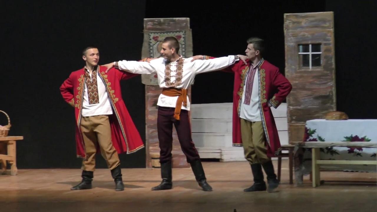 """Театр з маленького села презентував """"Украдене щастя"""". Калушани аплодували стоячи"""