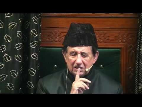 Eve 8th Muharram 1437 - Maulana Dr. Kalbe Sadiq (Urdu)