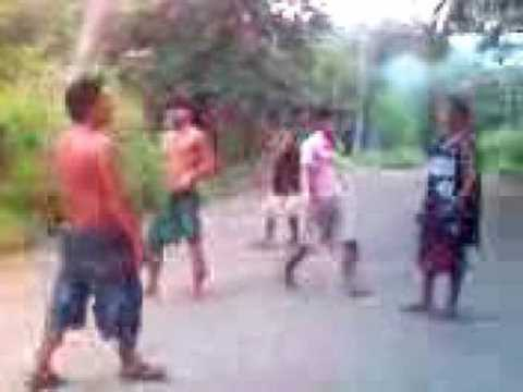Fight in (Rambulan) BasketBall CAUGHT ON VIDEO (MUST SEE!!!)