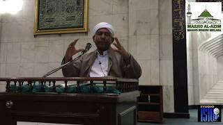 Al-Fadhil Ust Shukeri Najib - Kitab Jam' Al-Fawaid Wa Jawahir Al-Qala'Id  08012017