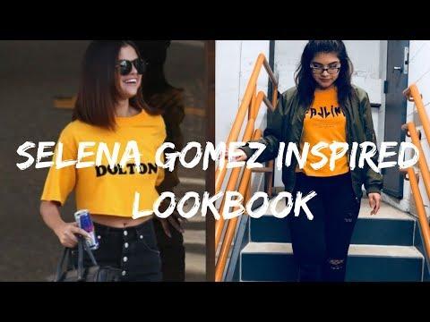 SELENA GOMEZ INSPIRED LOOKBOOK thumbnail