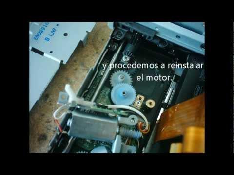 Reparacion De Pantalla Pioneer. no sale el display