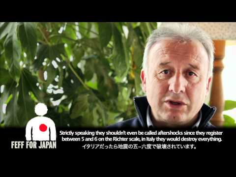Feff For Japan - Alberto Zaccheroni