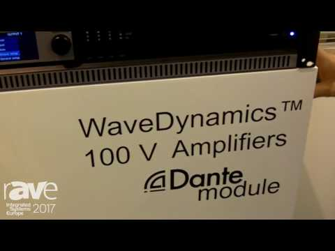 ISE 2017: AUDAC Promotes PMQ Amplifier Series