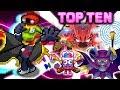 Top Ten Kirby Bosses