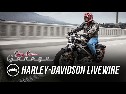 Harley-Davidson introduces its first electric motorcycle