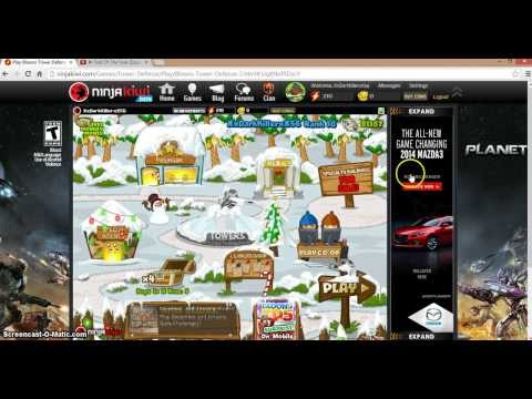 Bloons Tower Defense 5 Cheats